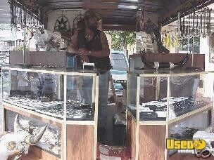 7 x 14 Ft. Custom Built Concession Trailer  Jewelry Store / Gift Shop!!!