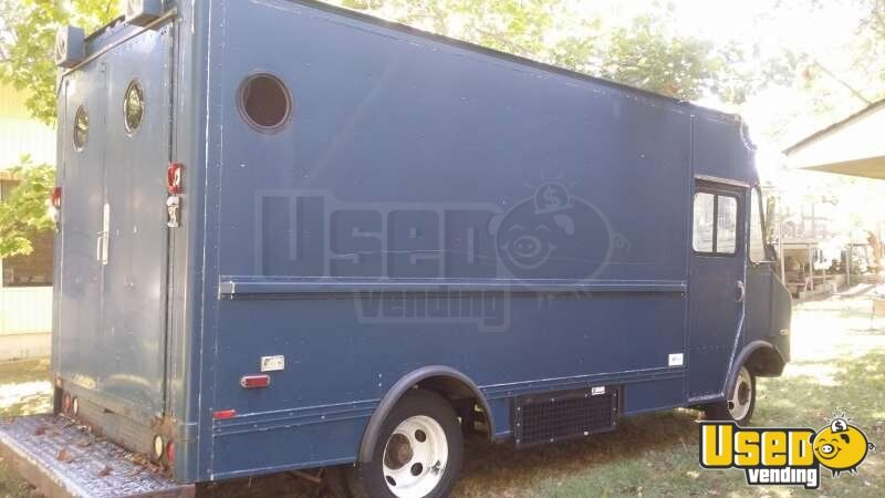 for sale used gmc food truck in arkansas concession truck. Black Bedroom Furniture Sets. Home Design Ideas