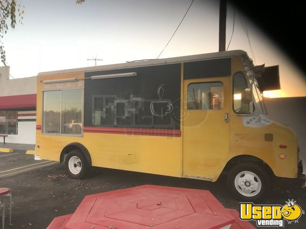 Vintage 1976 Grumman Ice Cream /  Beverage Truck for Sale in Arizona!!!