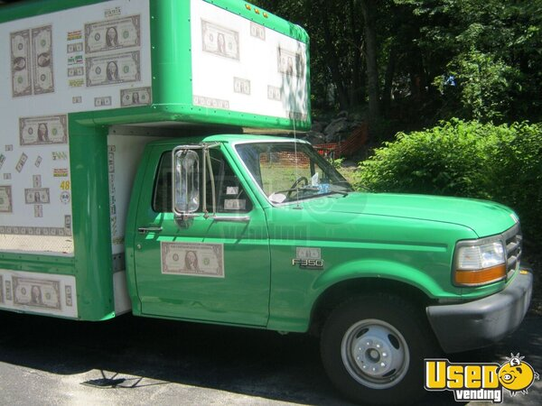 ford food truck mobile kitchen for sale in rhode island. Black Bedroom Furniture Sets. Home Design Ideas