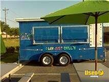 2010 6' x 14' Erskine & Sons Custom Concession Trailer!!!