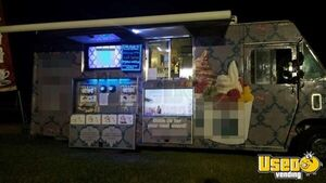 Texas Commercial Soft Serve Ice Cream FroYo Truck for Sale!!!
