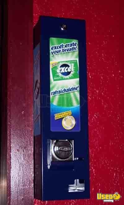Wrigley Excel Gum Vending Gum Machines For Sale In Kingston