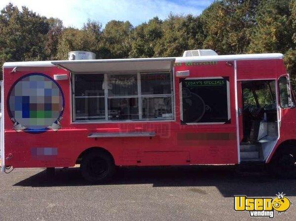 for sale in alabama used gmc food truck mobile kitchen. Black Bedroom Furniture Sets. Home Design Ideas