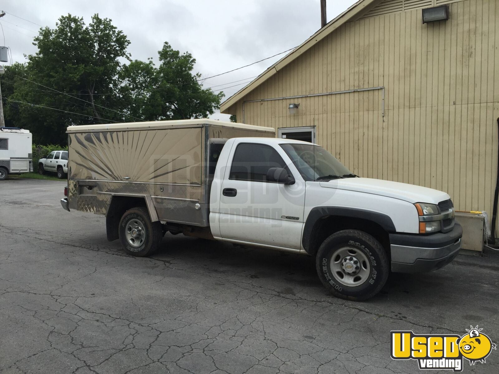 Trucks For Sale: Canteen Truck For Sale In Oklahoma