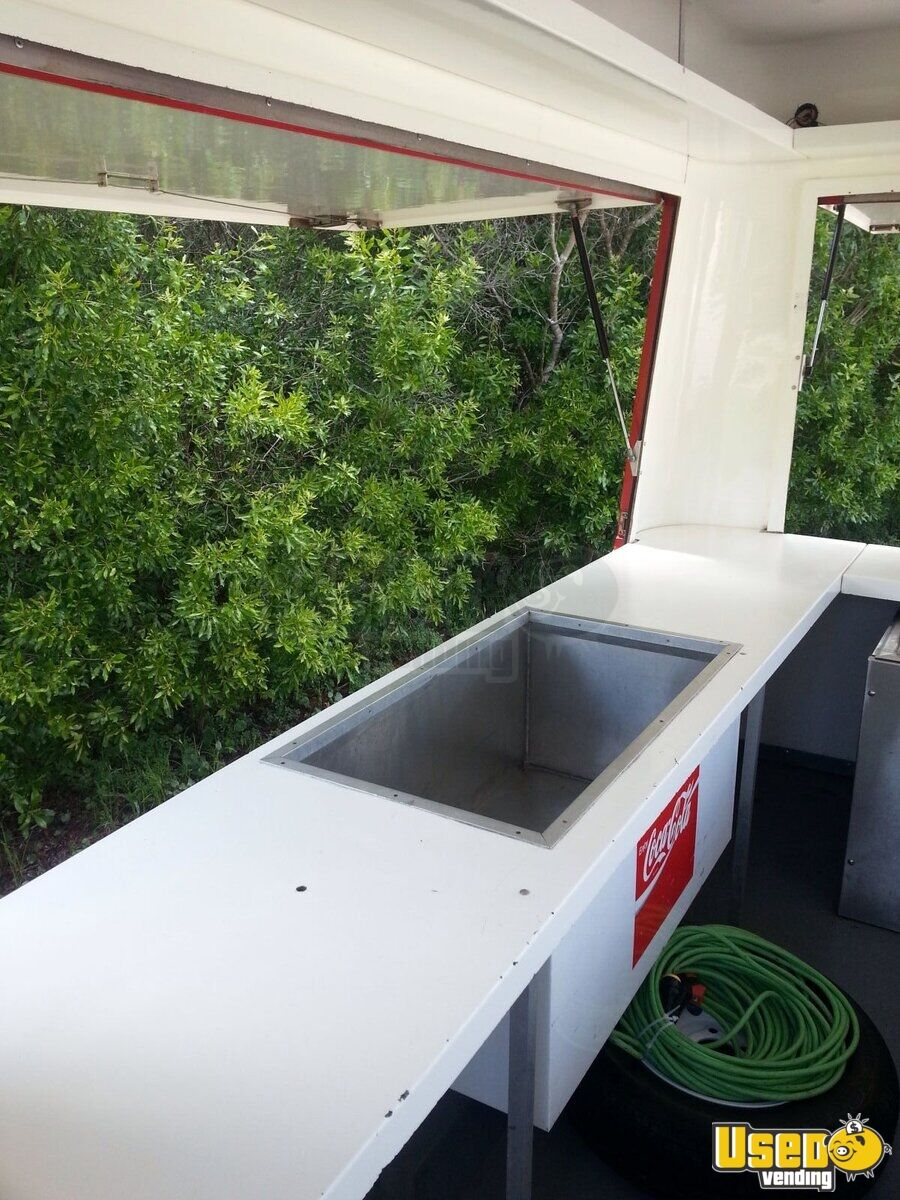 7 X 10 Concession Trailer For Sale In Florida