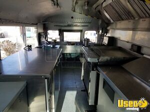 International 3600 Mobile Kitchen Food Truck / Bus for Sale in New Mexico - Small 9