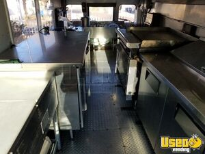 International 3600 Mobile Kitchen Food Truck / Bus for Sale in New Mexico - Small 6