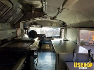 International 3600 Mobile Kitchen Food Truck / Bus for Sale in New Mexico - Small 8