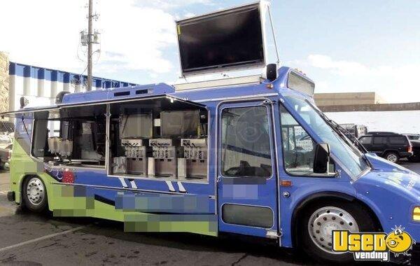 Orion Ii Self Serve Frozen Yogurt Food Truck Soft Serve