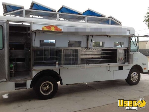 Food Trailers Mobile Kitchen For Sale Texas