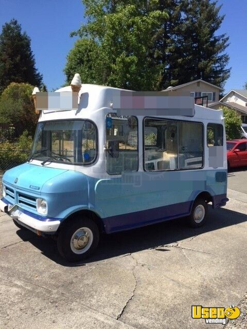 bedford ice cream truck for sale in california. Black Bedroom Furniture Sets. Home Design Ideas