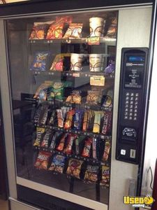 (1) - Crane National Electrical Snack Vending Machine!!!