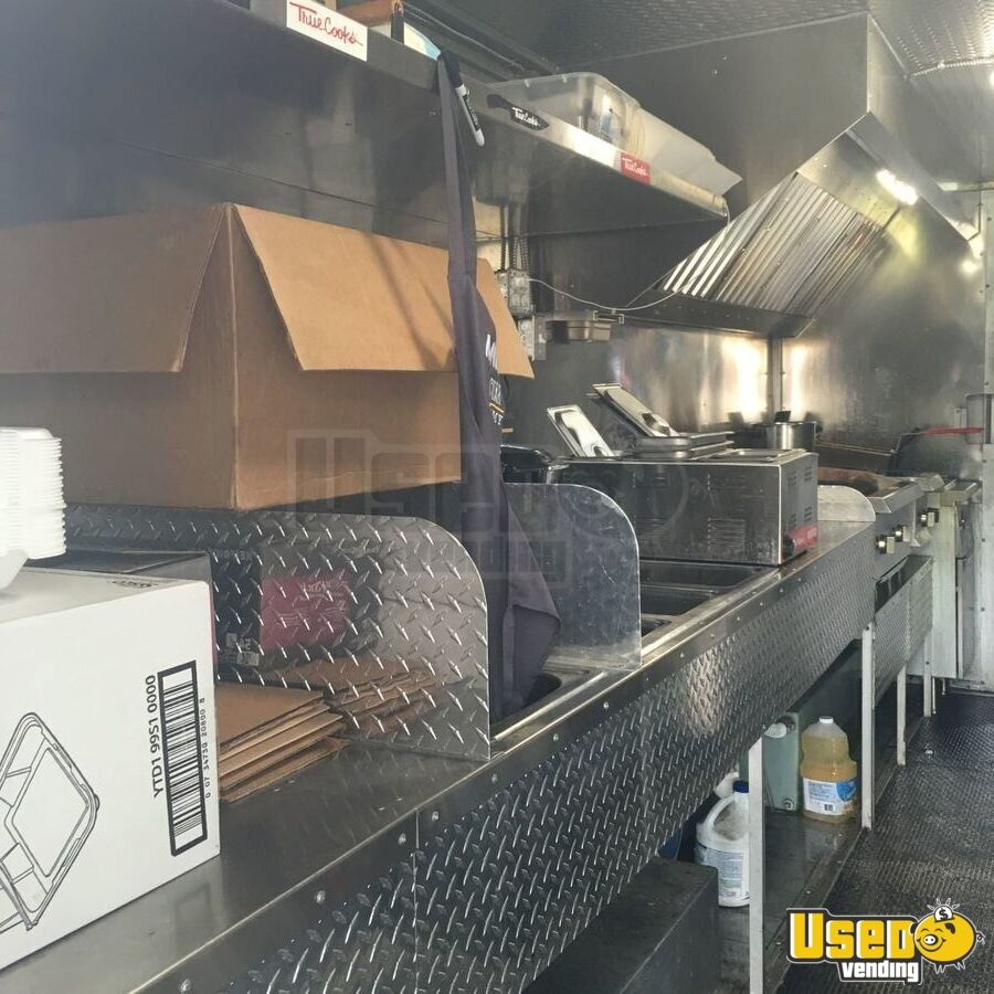 chevy food truck for sale used food truck for sale in kansas. Black Bedroom Furniture Sets. Home Design Ideas