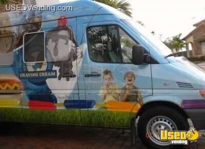 Limos For Sale >> Dodge Sprinter Ice Cream - Used Ice Cream Truck - Ice Cream Truck