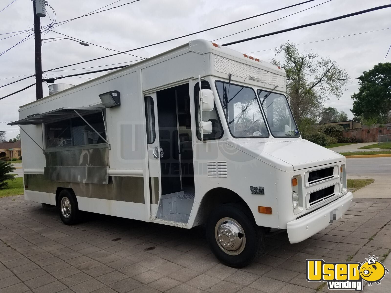 1991 Chevy Step Van Mobile Kitchen Food Truck for Sale in