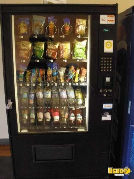 Used Trucks Mn >> Electrical Snack & Soda Vending Machines :: AMS Sensit II ...
