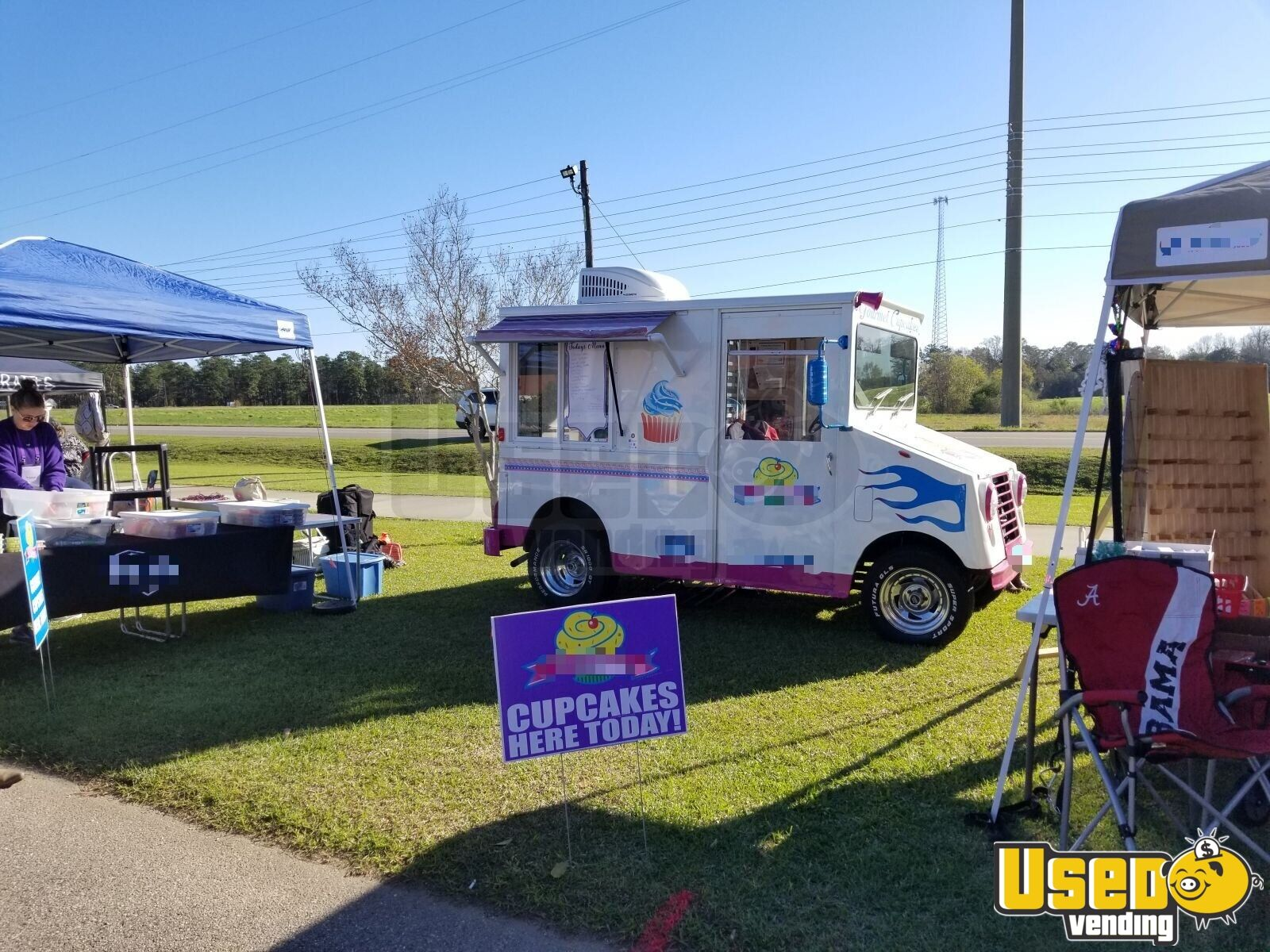Ford Food Truck for Sale in Alabama - 3
