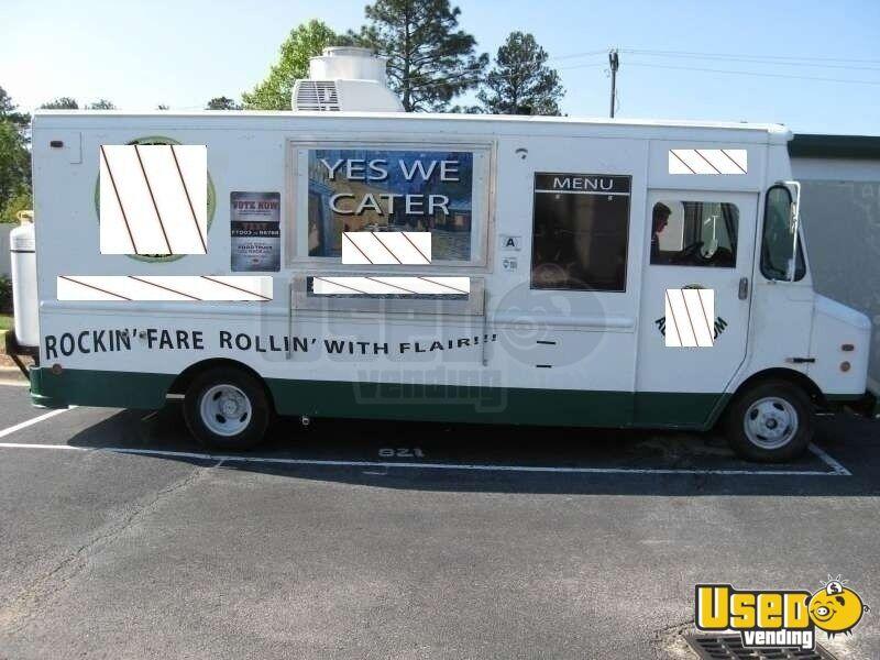 The Dream Kitchen Food Truck