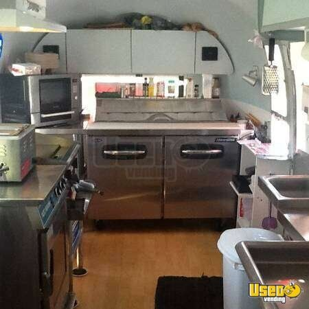 For Sale Used Airstream Concession Trailer In Alabama