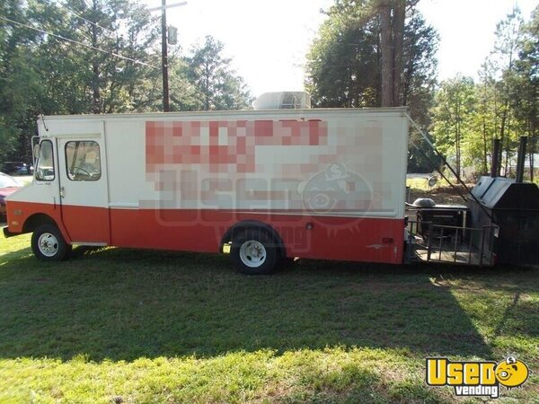 Chevy BBQ Truck For Sale In Mississippi