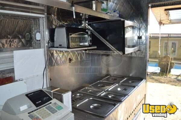 7' x 25' Ford Food Truck for Sale in Florida - 8