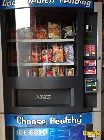 vending machine routes for sale in
