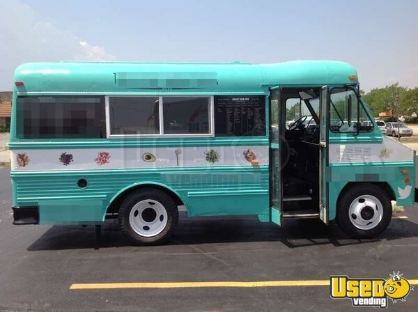 1985 Chevy P30 Food Truck Used P30 Food Truck