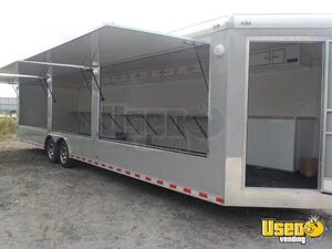 2016 - 8.5' x 32' Mobile Business Retail Trailer for Sale in Florida!!!