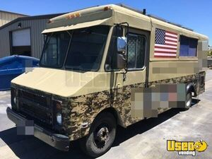 Chevy Mobile Kitchen Food Truck For Sale In California!!!