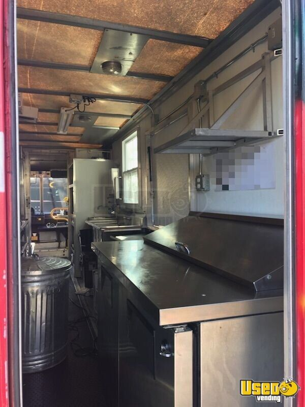 Freightliner Mobile Kitchen Food Truck for Sale in Georgia - 8