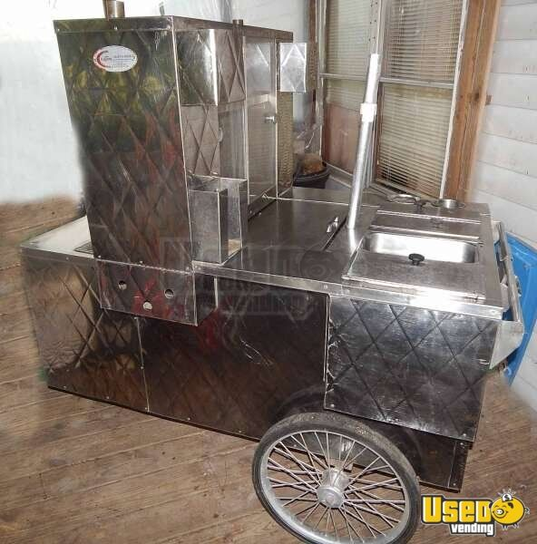 Search Results Used Vans For Sale In Nj Camper Vans Cargo: Stainless Hot Dog Vending Cart