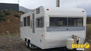 Custom Built Concession Trailer Mobile Kitchen For Sale