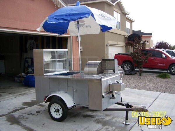 Hot Dog / Hamburger Cart!!!