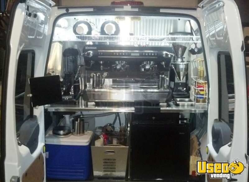 Ford Transit Connect Espresso Coffee Truck Ford Coffee Truck