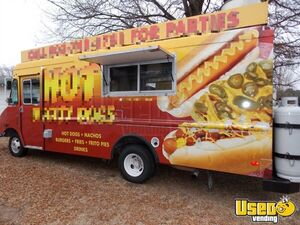 Chevy Food Truck for Sale in Texas - Small 2