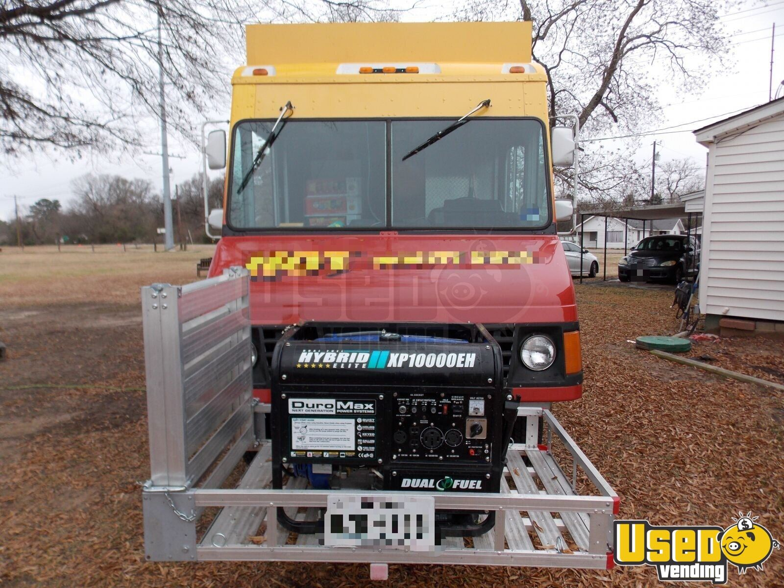Chevy Food Truck for Sale in Texas - 3