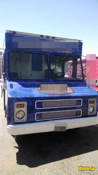 California Built Gourmet Food Truck for Sale - 2