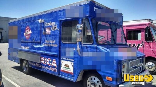 California Built Gourmet Food Truck for Sale!!!