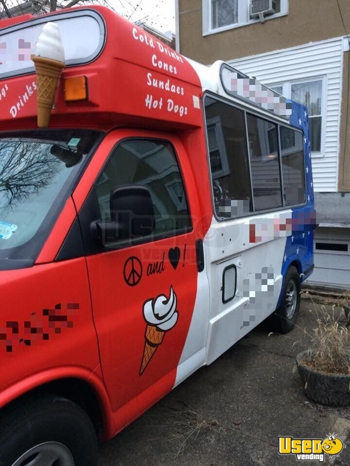 2012 Chevy Ice Cream Truck for Sale in District of Columbia - 2