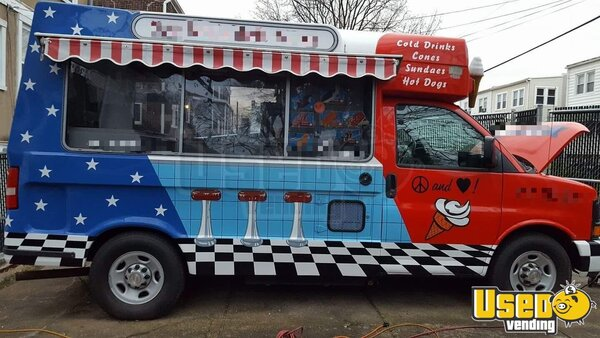 2012 Chevy Ice Cream Truck for Sale in District of Columbia!!!