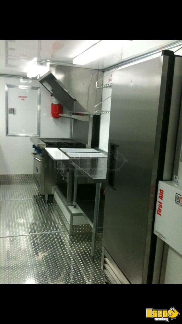 Chevy Food Truck Mobile Kitchen For Sale In California