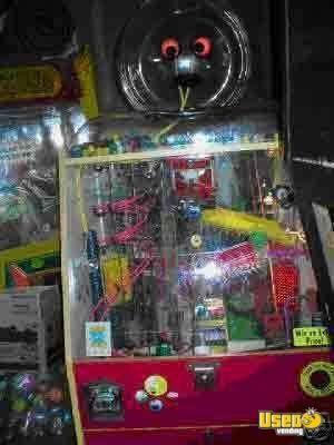 New Used Vending Machines Bulk Candy Gumball Vending
