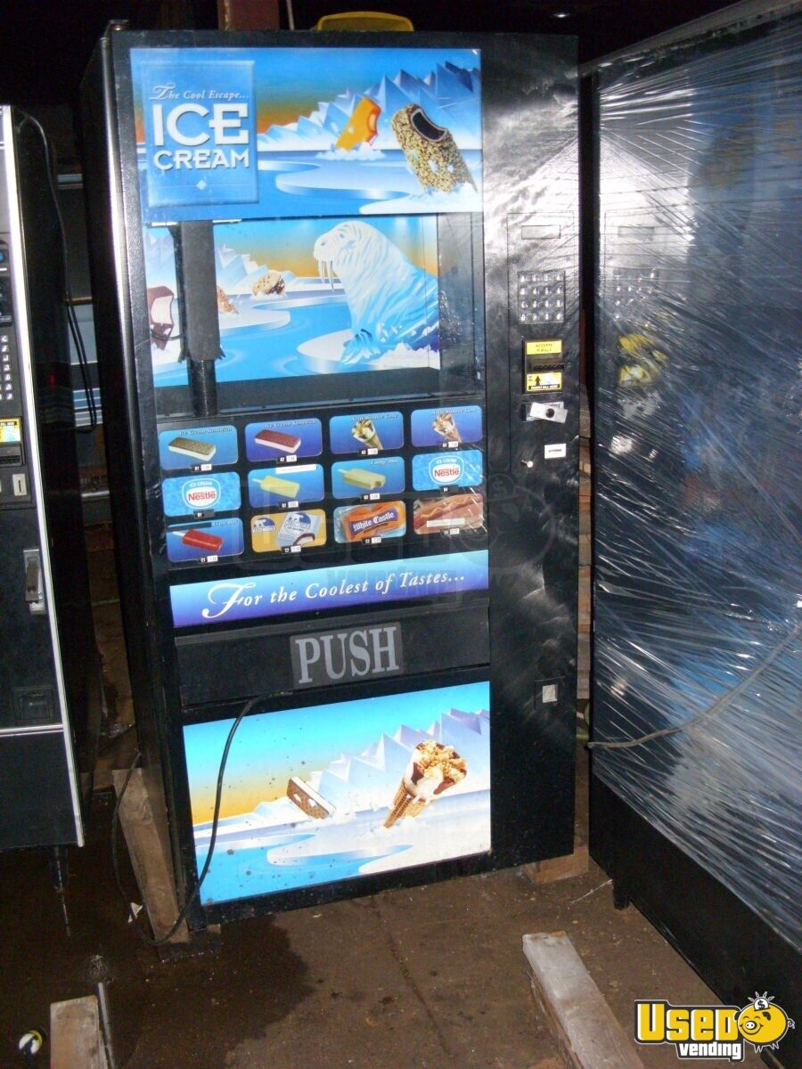 Limos For Sale >> Fastcorp 631 Ice Cream Machines | Frozen Food Vending Machine for Sale in Wisconsin