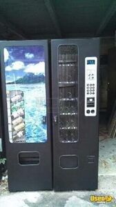 (5) - 2007 Avanti Sea Breeze Snack & Soda Combo Vending Machines!!!