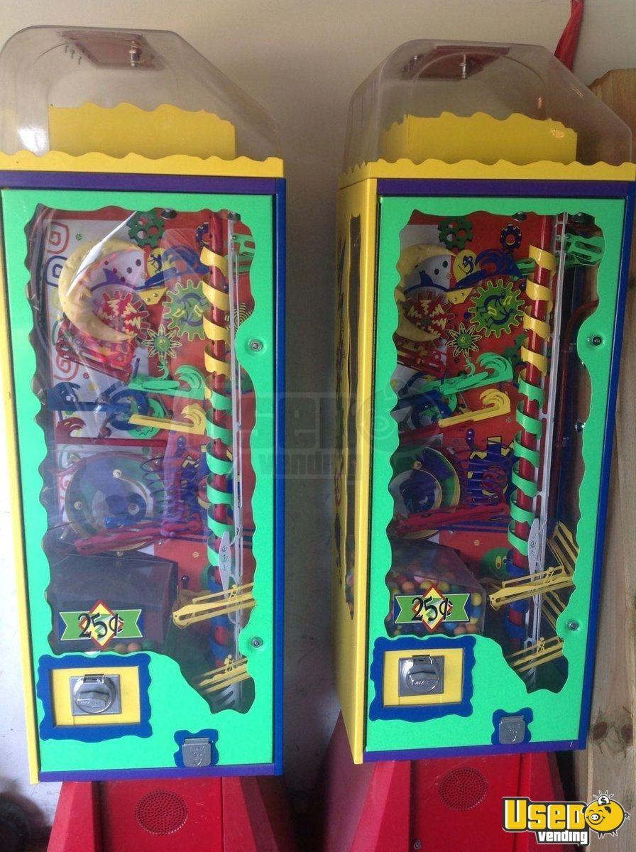Wowie Zowie Interactive Bulk Gumball Vending Machines