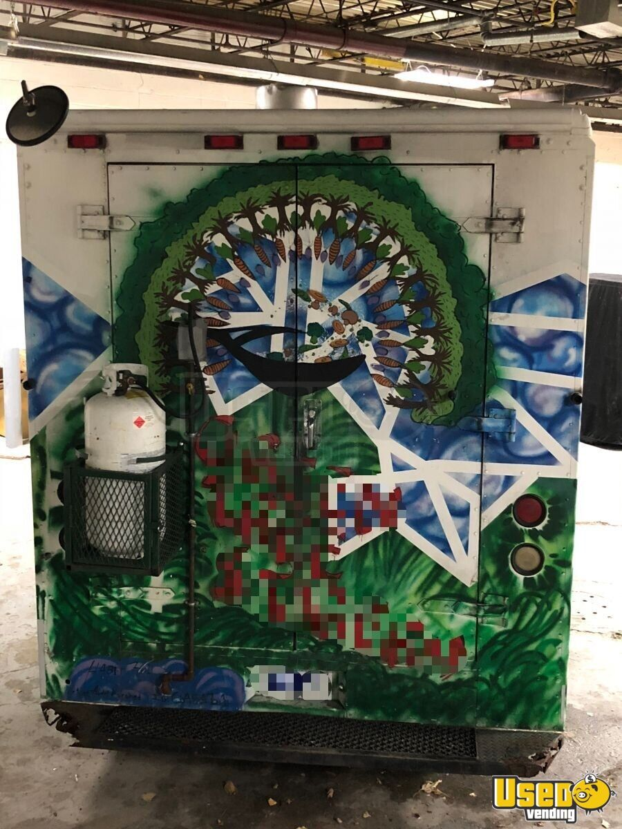 P-42 Workhorse Mobile Kitchen Food Truck for Sale in Michigan - 2