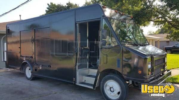 freightliner m45 food truck mobile kitchen for sale in louisiana. Black Bedroom Furniture Sets. Home Design Ideas