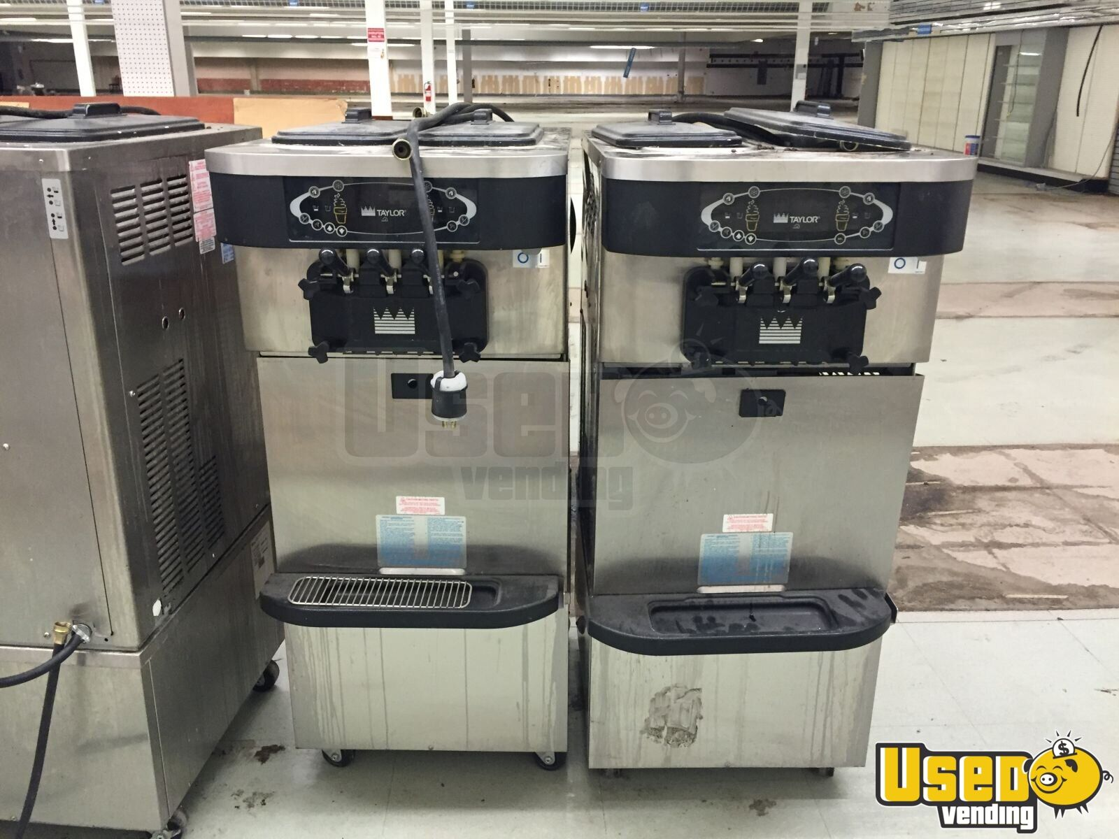 taylor soft serve ice cream commercial ice cream machines for sale in new york. Black Bedroom Furniture Sets. Home Design Ideas