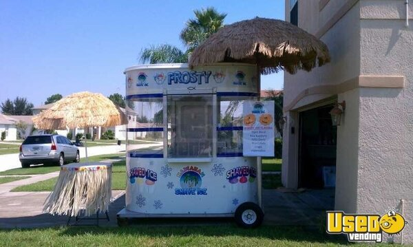 Craigslist Hawaiian Shaved Ice Building